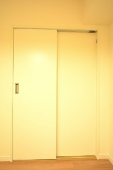 青葉台ハイツ 5.0帖のベッドルーム WIC