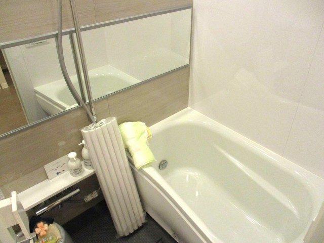 大森西サンハイツ 浴室