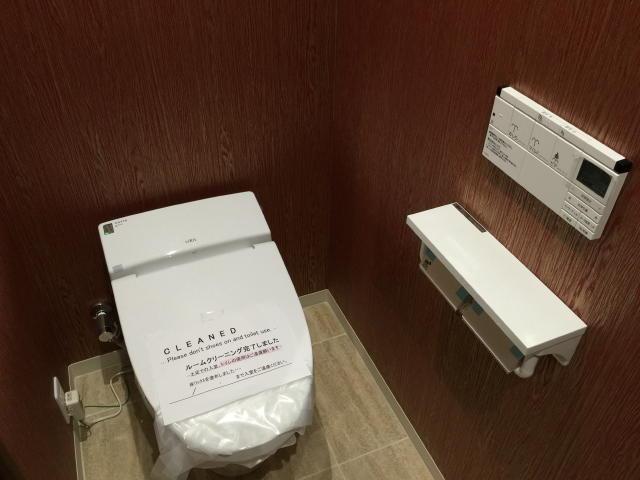 トーカンマンション元代々木 トイレ