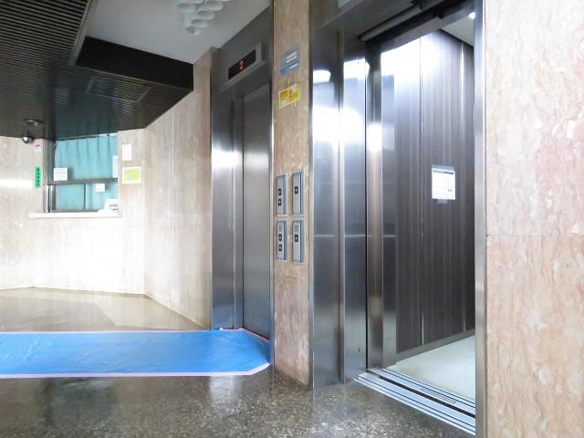 自由が丘ハイタウン エレベーター