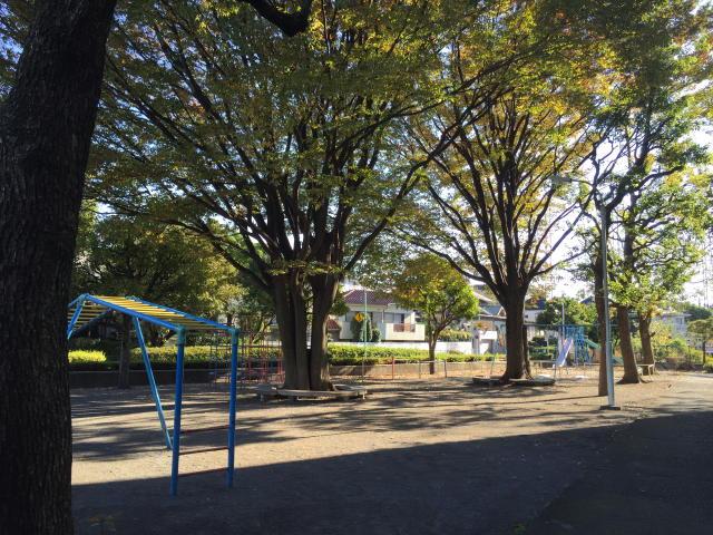給田南住宅 公園