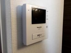 上北沢ハイネスコーポ TVモニター付きインターホン