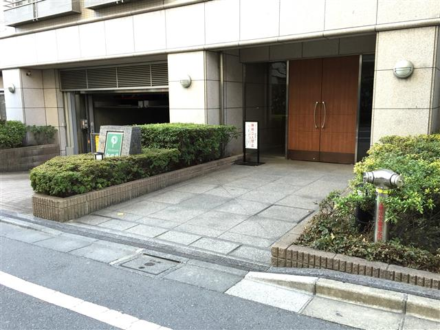 プリンスハイツ飯田橋 エントランス