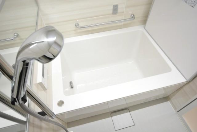 メガロン御殿山 浴室