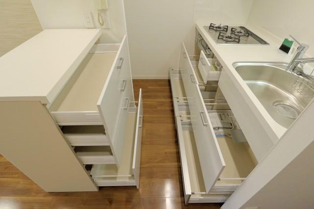 セザール第二目黒三田 キッチン
