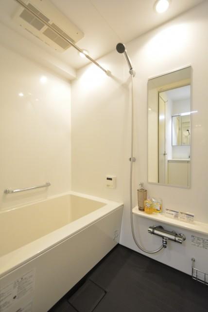 東池袋リリエンハイム 浴室