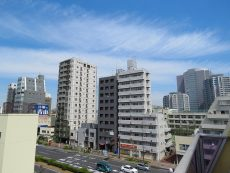 ユニー千石 6階眺望