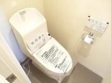 マイキャッスル蒲田 トイレ