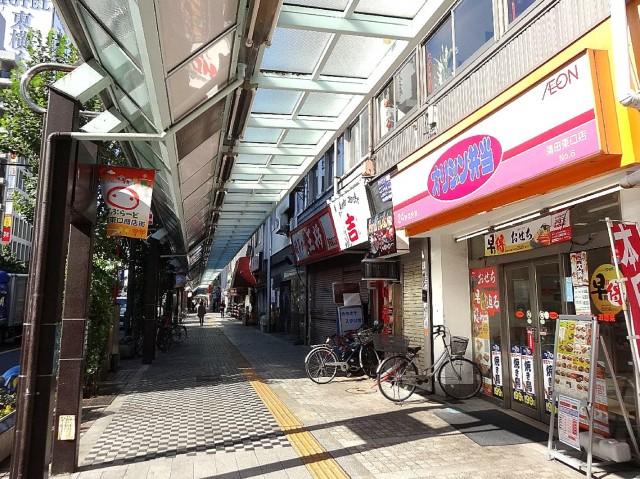 マイキャッスル蒲田 商店街