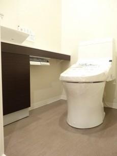 バロンハイツ大塚 トイレ