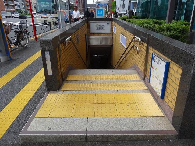 マンション築地 新富町駅