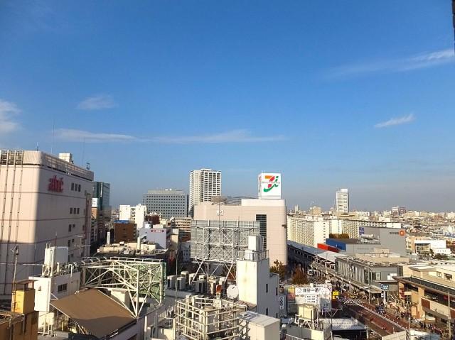 センチュリープラチナマンション大井町 眺望