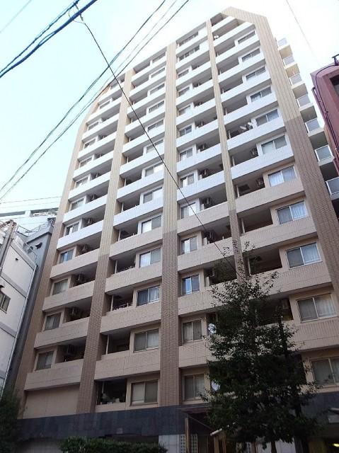 センチュリープラチナマンション大井町 外観