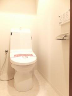 池上パーク・ホームズ トイレ