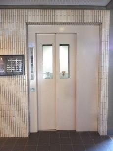 池上パーク・ホームズ エレベーター