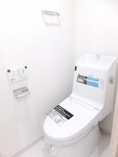 秀和麻布笄町レジデンス トイレ