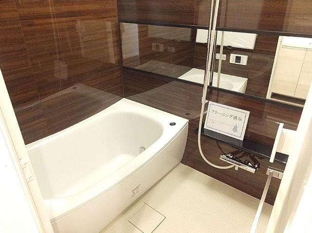 パシフィック本駒込 バスルーム