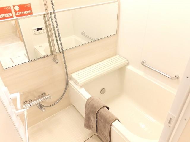 朝日江戸川橋マンション バスルーム