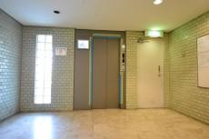 高輪パークホームズ エレベーター