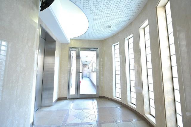 フリーディオ三宿 エレベーターホール
