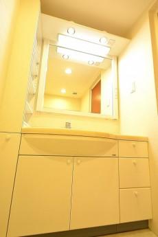陽輪台松濤 トイレの手洗い場