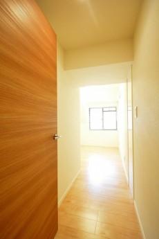 朝日プラザ北新宿 7.0帖のベッドルーム