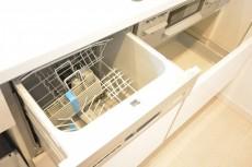 高輪パークホームズ 食洗機