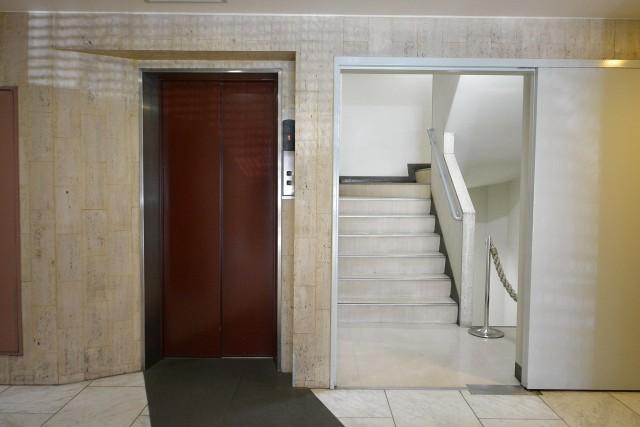 ドミシール田園 エレベーター