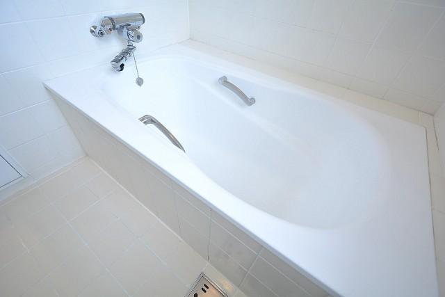 陽輪台松濤 バスルーム浴槽