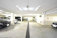 陽輪台松濤 駐車場