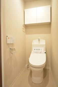 ドミシール田園 トイレ