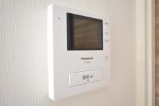 ライオンズマンション大森第3 TVモニター付きインターホン