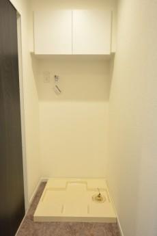 東カングランドマンション池袋キャッスル 洗濯機置場