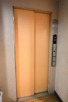 東カングランドマンション池袋キャッスル エレベーター