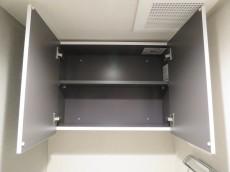 月島福寿マンション トイレの吊戸棚