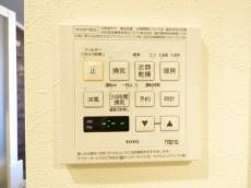 月島福寿マンション 浴室換気乾燥機能