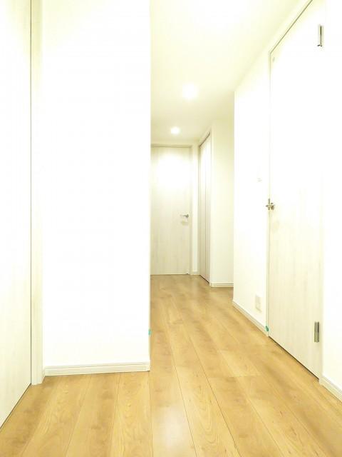 クレッセント麻布Ⅱ 廊下