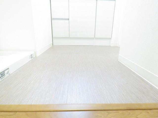 クレッセント麻布Ⅱ 洗面室