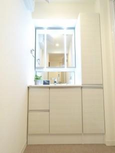 クレッセント麻布Ⅱ 洗面化粧台