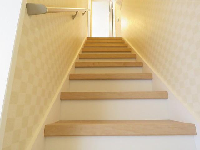 ユニー千石 階段