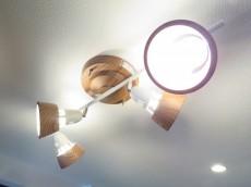 等々力渓谷スカイマンション 照明