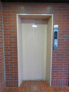 等々力渓谷スカイマンション エレベーター