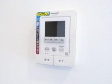 Gフラット TVモニター付インターホン