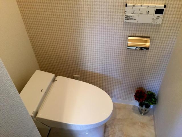 サンライズ五反田 トイレ