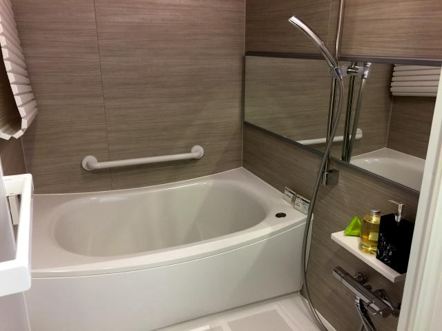 東池袋リリエンハイム バスルーム
