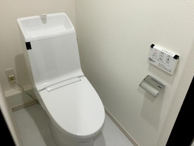 ファミール荻窪 トイレ