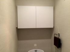 メイツ東中野 トイレ収納
