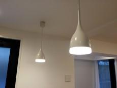 ストーク目白ウェステリア キッチン照明