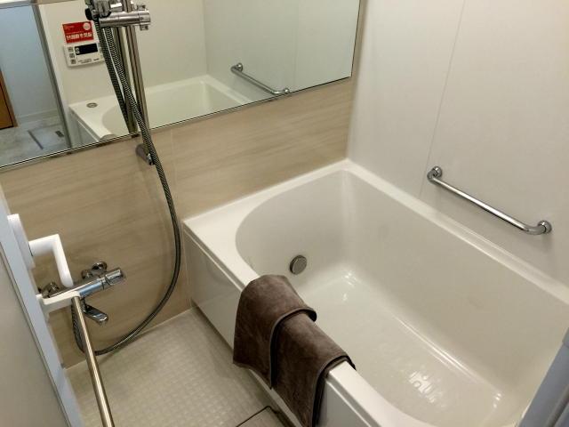 サンコート千歳台 バスルーム