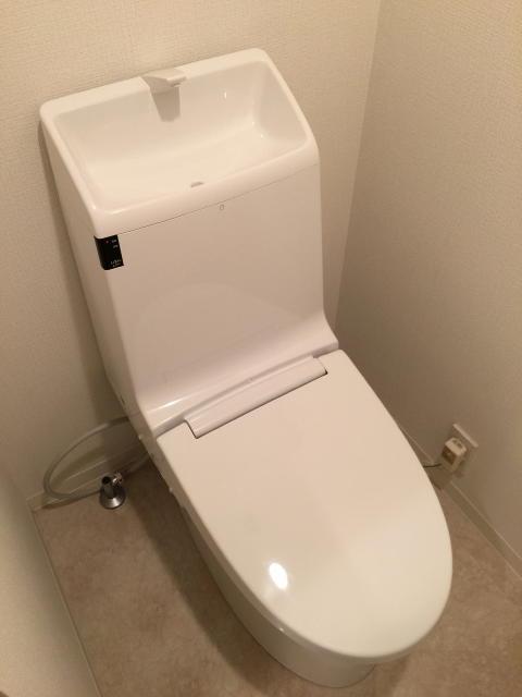 サンコート千歳台 トイレ